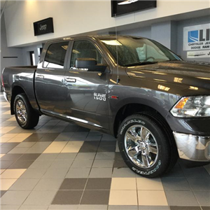 2018 Ram 1500 Crew Cab 4x4, Pickup #JS254486 - photo 5