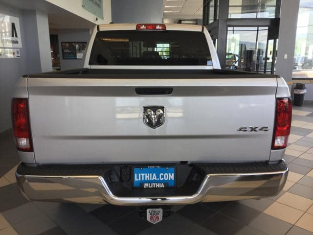 2018 Ram 1500 Crew Cab 4x4,  Pickup #JS296021 - photo 2