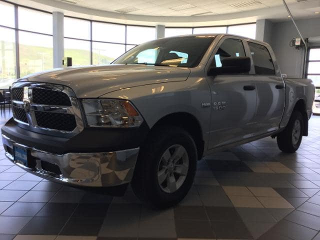 2018 Ram 1500 Crew Cab 4x4,  Pickup #JS296021 - photo 7