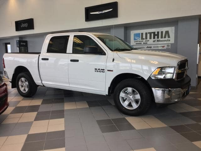 2018 Ram 1500 Crew Cab 4x4,  Pickup #JS296022 - photo 3