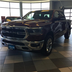 2019 Ram 1500 Crew Cab 4x4, Pickup #KN525709 - photo 4