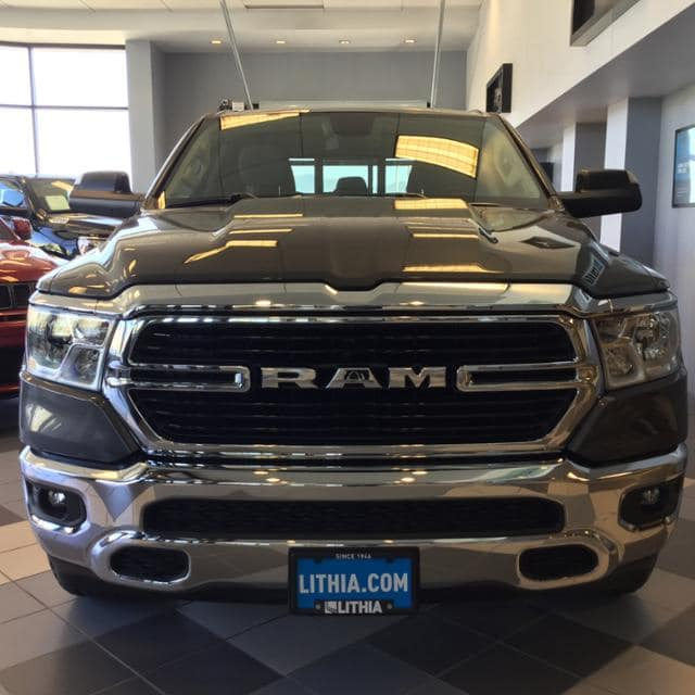 2019 Ram 1500 Quad Cab 4x4,  Pickup #KN600071 - photo 4