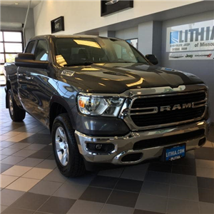 2019 Ram 1500 Quad Cab 4x4,  Pickup #KN600071 - photo 3