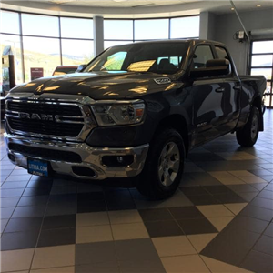 2019 Ram 1500 Quad Cab 4x4,  Pickup #KN600071 - photo 6