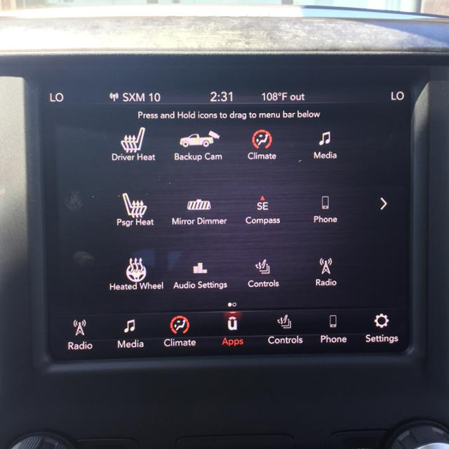 2019 Ram 1500 Crew Cab 4x4,  Pickup #KN606711 - photo 27