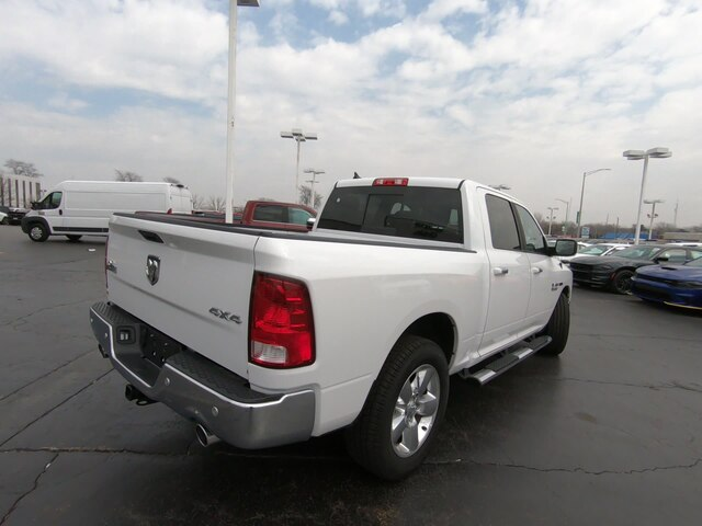 2017 Ram 1500 Crew Cab 4x4,  Pickup #CTPRT156 - photo 4