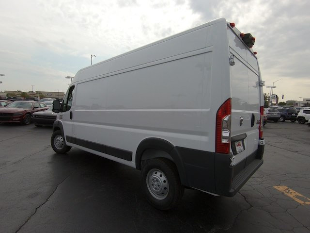 2018 ProMaster 2500 High Roof FWD,  Empty Cargo Van #PM18016 - photo 8