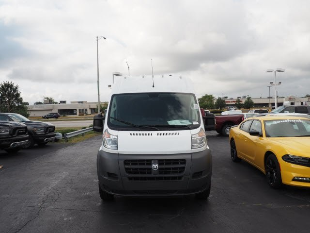 2018 ProMaster 2500 High Roof FWD,  Empty Cargo Van #PM18017 - photo 3