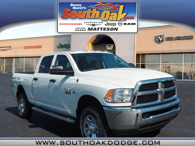 2017 Ram 2500 Crew Cab 4x4, Pickup #RT17175 - photo 1