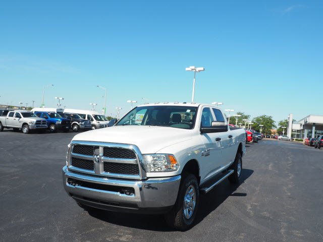 2017 Ram 2500 Crew Cab 4x4 Pickup #RT17175 - photo 5
