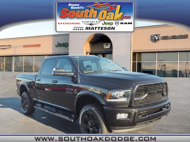 2018 Ram 2500 Crew Cab 4x4, Pickup #RT18003 - photo 1