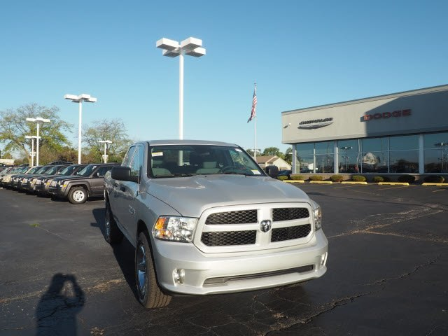 2018 Ram 1500 Quad Cab 4x4,  Pickup #RT18010 - photo 3