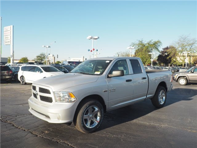 2018 Ram 1500 Quad Cab 4x4,  Pickup #RT18010 - photo 6