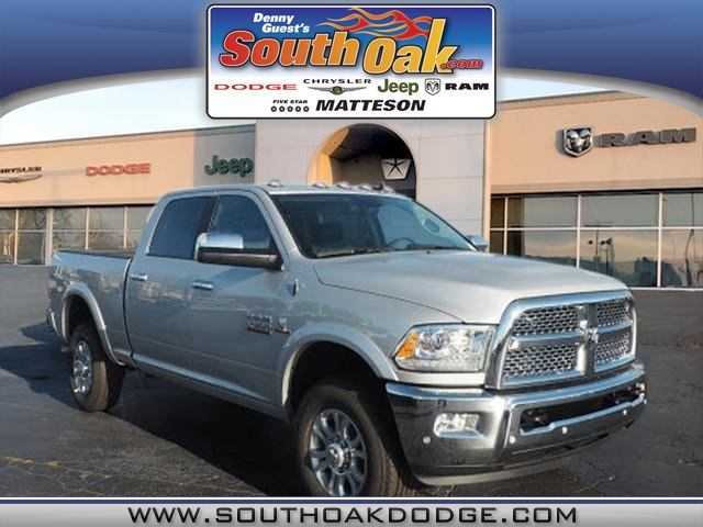 2018 Ram 2500 Crew Cab 4x4, Pickup #RT18022 - photo 1