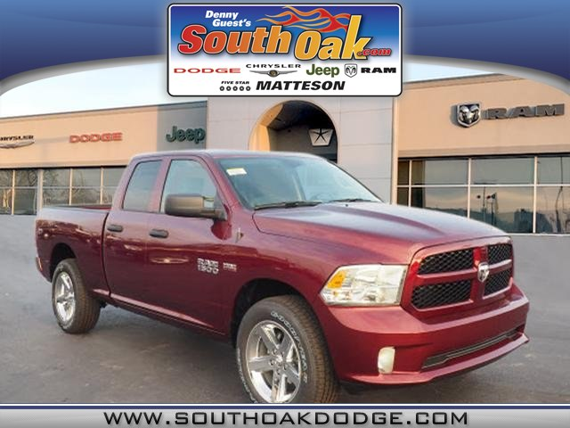 2018 Ram 1500 Quad Cab 4x4, Pickup #RT18031 - photo 1