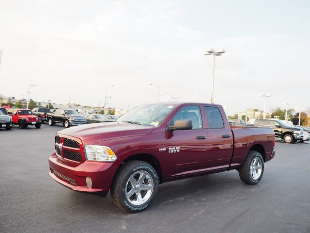 2018 Ram 1500 Quad Cab 4x4, Pickup #RT18031 - photo 6