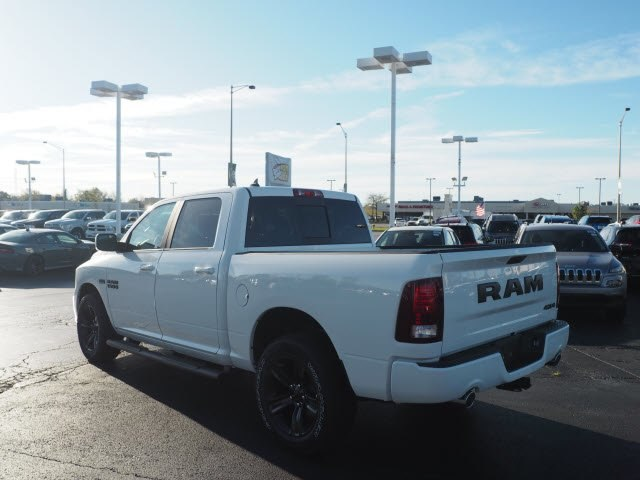 2018 Ram 1500 Crew Cab 4x4, Pickup #RT18039 - photo 8