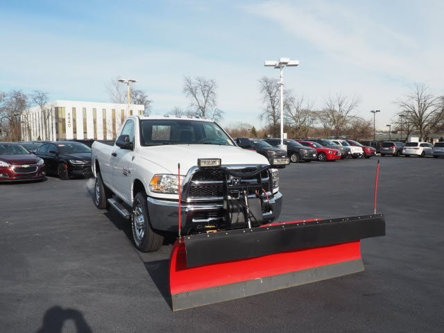 2018 Ram 2500 Regular Cab 4x4 Pickup #RT18043 - photo 3