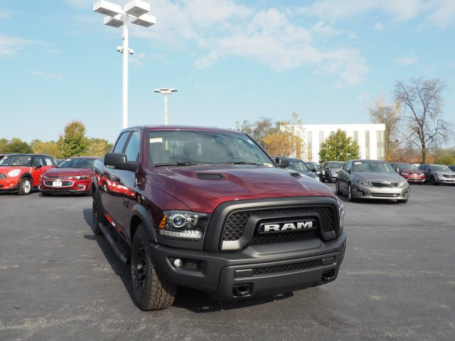 2018 Ram 1500 Crew Cab 4x4, Pickup #RT18049 - photo 3
