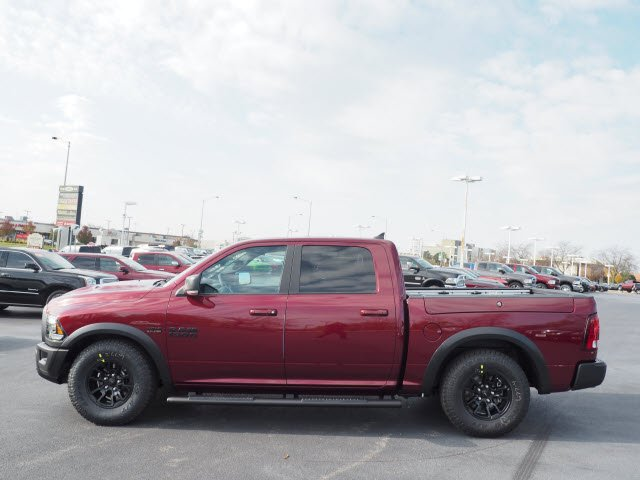 2018 Ram 1500 Crew Cab 4x4, Pickup #RT18049 - photo 7