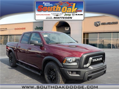 2018 Ram 1500 Crew Cab 4x4, Pickup #RT18049 - photo 1