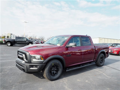 2018 Ram 1500 Crew Cab 4x4, Pickup #RT18049 - photo 6