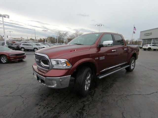 2018 Ram 1500 Crew Cab 4x4,  Pickup #RT18059 - photo 2