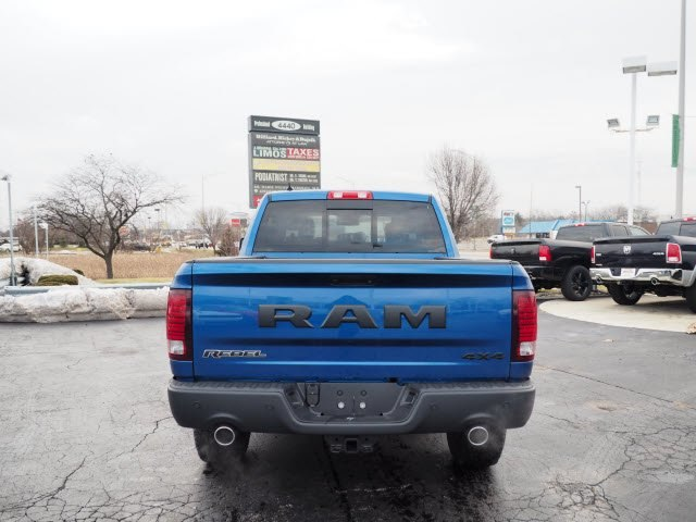 2018 Ram 1500 Crew Cab 4x4, Pickup #RT18078 - photo 10