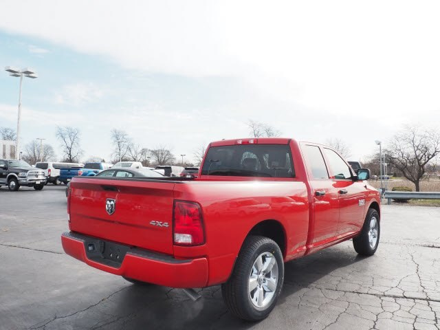2018 Ram 1500 Quad Cab 4x4,  Pickup #RT18114 - photo 2