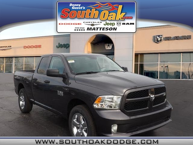 2018 Ram 1500 Quad Cab 4x4, Pickup #RT18115 - photo 1