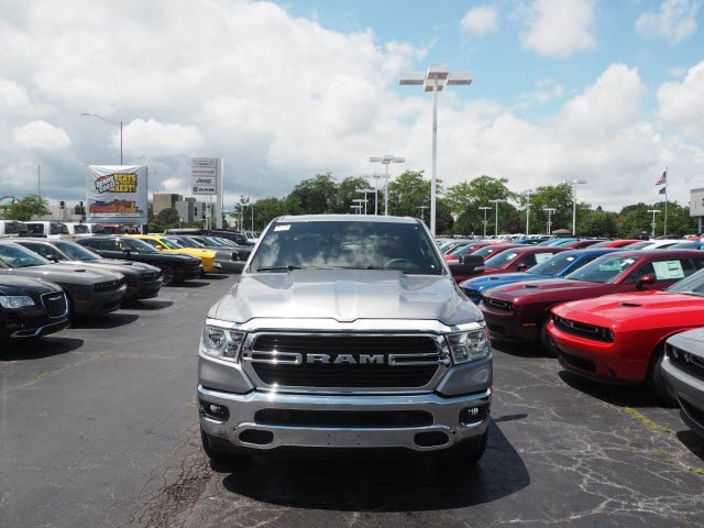 2019 Ram 1500 Crew Cab 4x4,  Pickup #RT19015 - photo 3