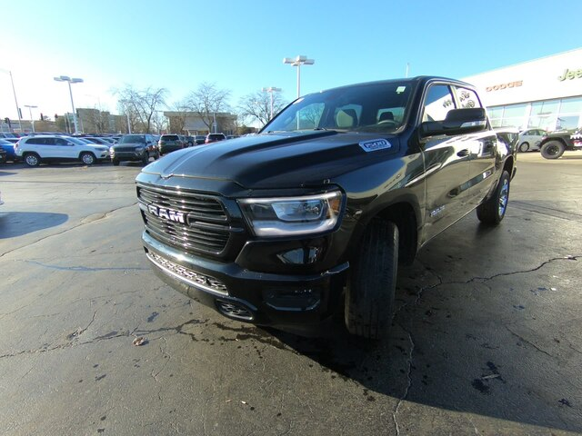 2019 Ram 1500 Crew Cab 4x4,  Pickup #RT19022 - photo 12