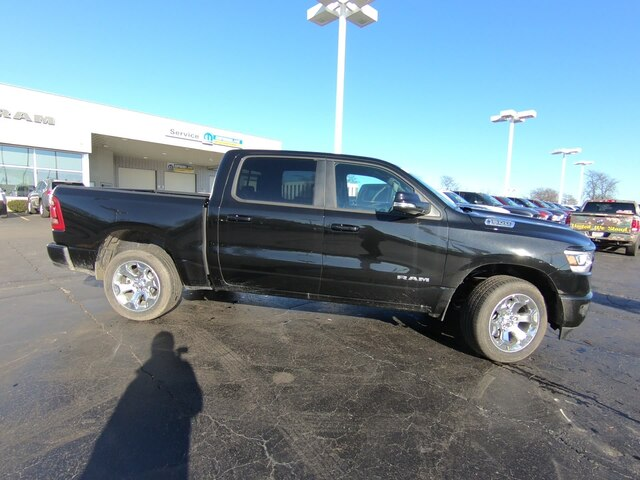 2019 Ram 1500 Crew Cab 4x4,  Pickup #RT19022 - photo 3