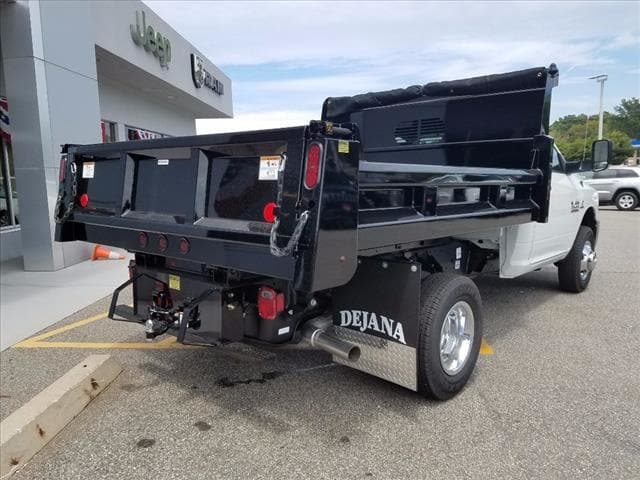 2017 Ram 3500 Regular Cab DRW 4x4,  Rugby Dump Body #D17307 - photo 2