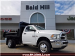 2017 Ram 3500 Regular Cab DRW 4x4,  Rugby Dump Body #D17307 - photo 1