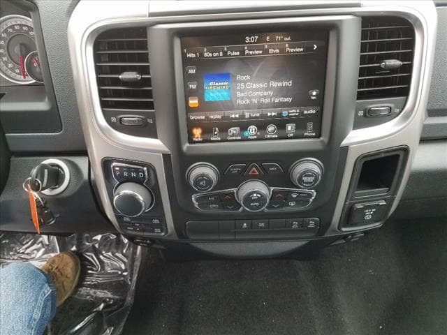 2017 Ram 1500 Crew Cab 4x4 Pickup #D17337 - photo 7