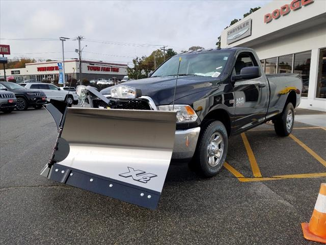 2018 Ram 2500 Regular Cab 4x4,  Pickup #D18025 - photo 7