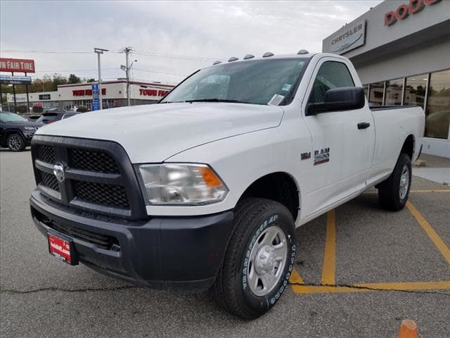 2018 Ram 2500 Regular Cab 4x4, Pickup #D18039 - photo 4