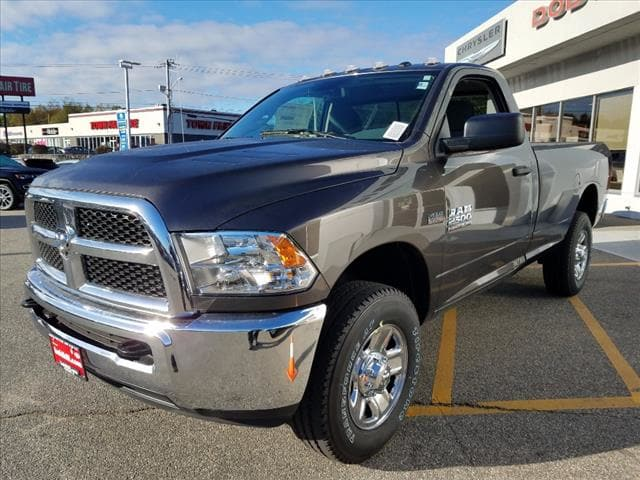 2018 Ram 2500 Regular Cab 4x4, Pickup #D18041 - photo 4