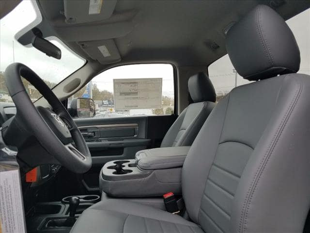 2018 Ram 3500 Regular Cab DRW 4x4,  Rugby Dump Body #D18064 - photo 8