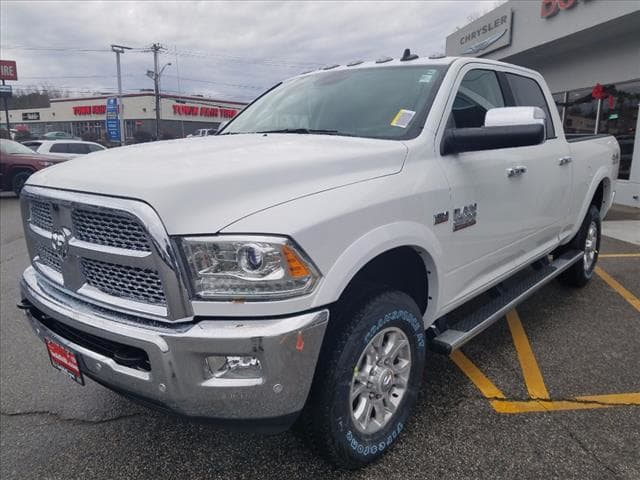 2018 Ram 2500 Crew Cab 4x4, Pickup #D18117 - photo 4