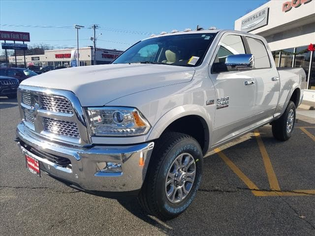 2018 Ram 2500 Crew Cab 4x4, Pickup #D18136 - photo 4