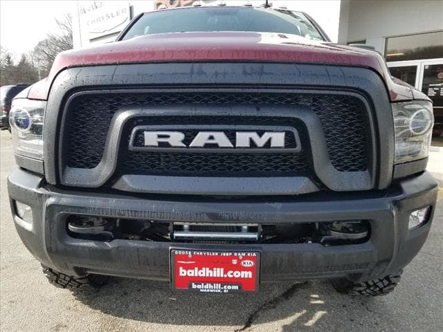 2018 Ram 2500 Crew Cab 4x4, Pickup #D18182 - photo 6