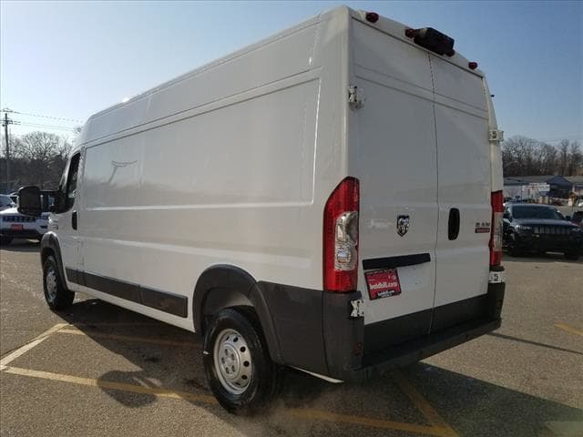 2018 ProMaster 2500 High Roof 4x2,  Empty Cargo Van #D18257 - photo 4