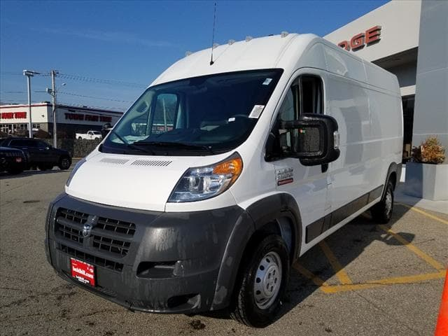 2018 ProMaster 2500 High Roof 4x2,  Empty Cargo Van #D18257 - photo 5