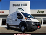 2018 ProMaster 2500 High Roof 4x2,  Empty Cargo Van #D18257 - photo 1