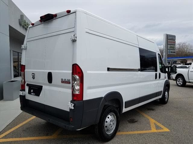 2018 ProMaster 2500 High Roof FWD,  Empty Cargo Van #D18276 - photo 3
