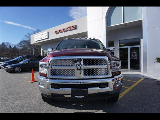 2018 Ram 2500 Crew Cab 4x4,  Pickup #D18467 - photo 5