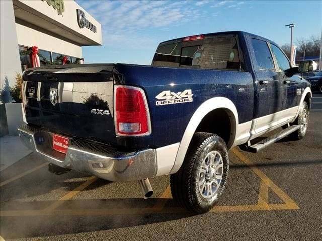2018 Ram 2500 Crew Cab 4x4, Pickup #SD18155 - photo 2