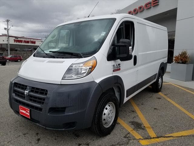 2018 ProMaster 1500 Standard Roof 4x2,  Empty Cargo Van #SD18262 - photo 5